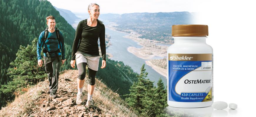 Ostematrix untuk tulang kuat dan sihat