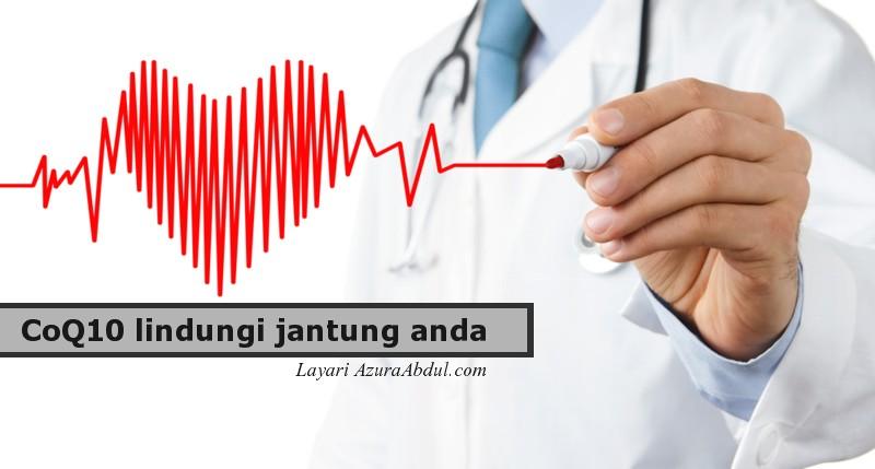 CoQ10 lindungi jantung