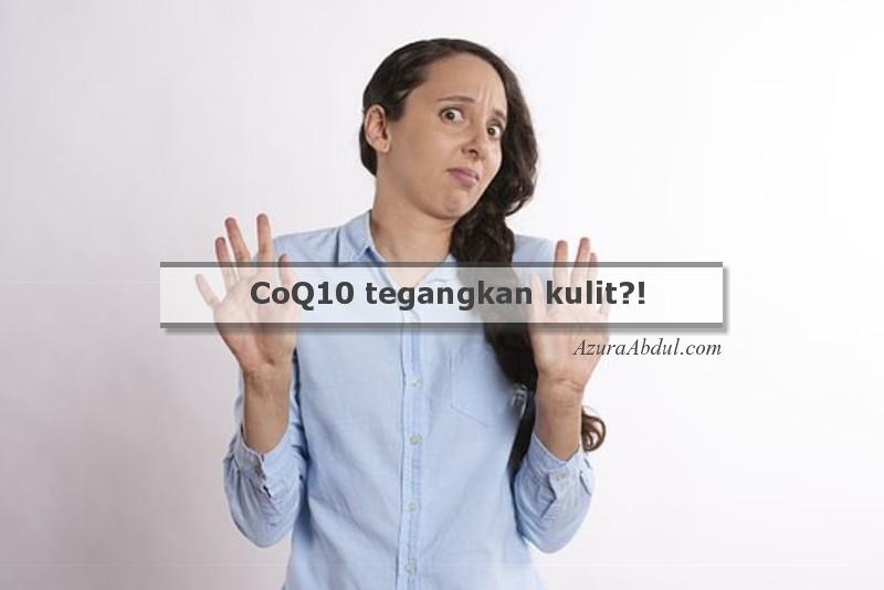 CoQ10 untuk kulit sihat awet muda
