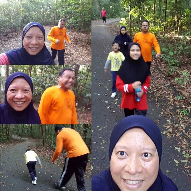 Riadah dan rekreasi keluarga