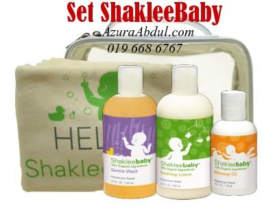 Set ShakleeBaby