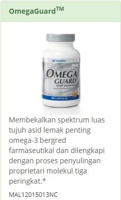 OmegaGuard - Omega3 Shaklee