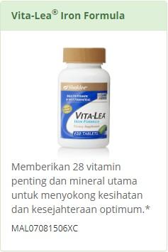 VitaLea - MultiVitamin Shaklee