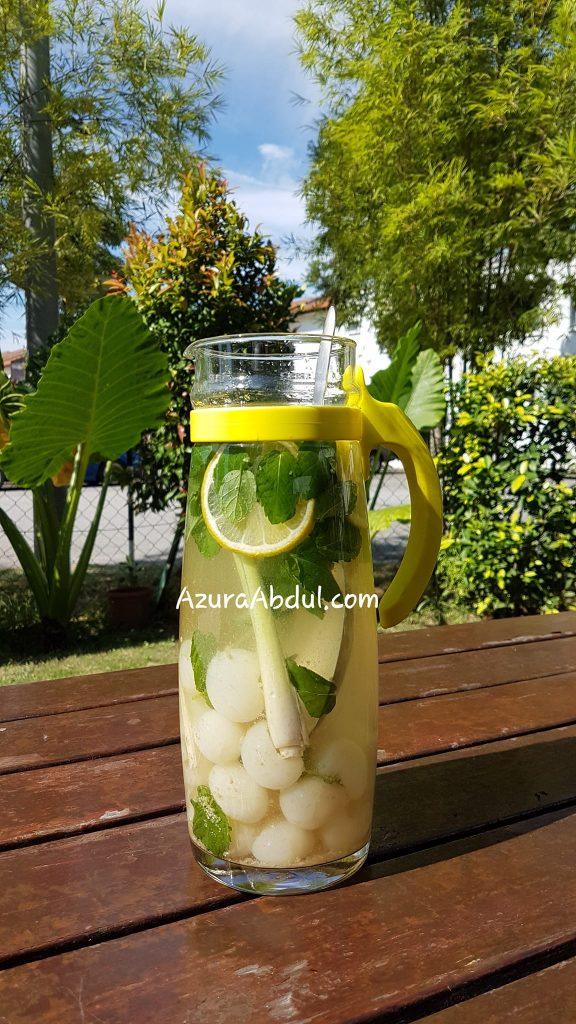 AirSedap: resepi Performance Drink Shaklee Sedap!