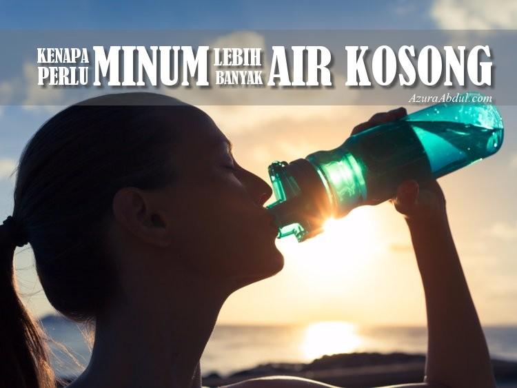 Minum Lebih Air