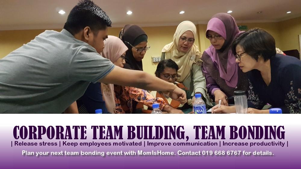 Team Building Melaka