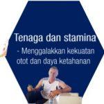 Zinc untuk tenaga dan stamina