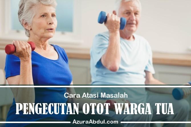 Cara Atasi Masalah Pengecutan Otot