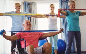 Pengecutan otot warga tua