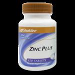 Zinc Plus Shaklee - makanan tambahan untuk tingkatkan sistem imun tubuh