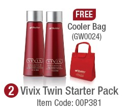 Jom Shaklee Dengan Vivix Twin KakNjang