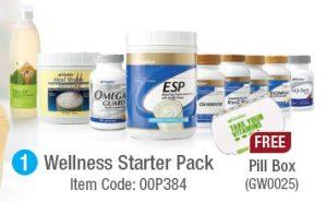 Jom Shaklee Dengan Wellness Starter Pack KakNjang