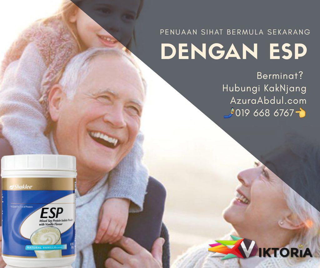 ESP Untuk Penuaan Sihat