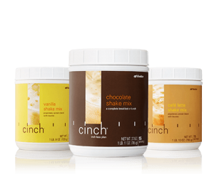 Cinch Shake Mix Set Berpuasa Shaklee