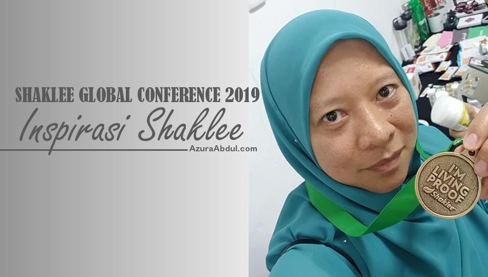 Shaklee Global Conference 2019 - Inspirasi Shaklee