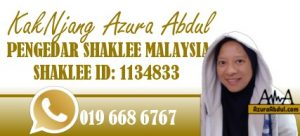 Pengedar Shaklee Malaysia