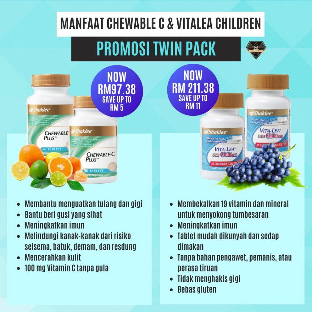 Cadangan produk Shaklee untuk cegah influenza