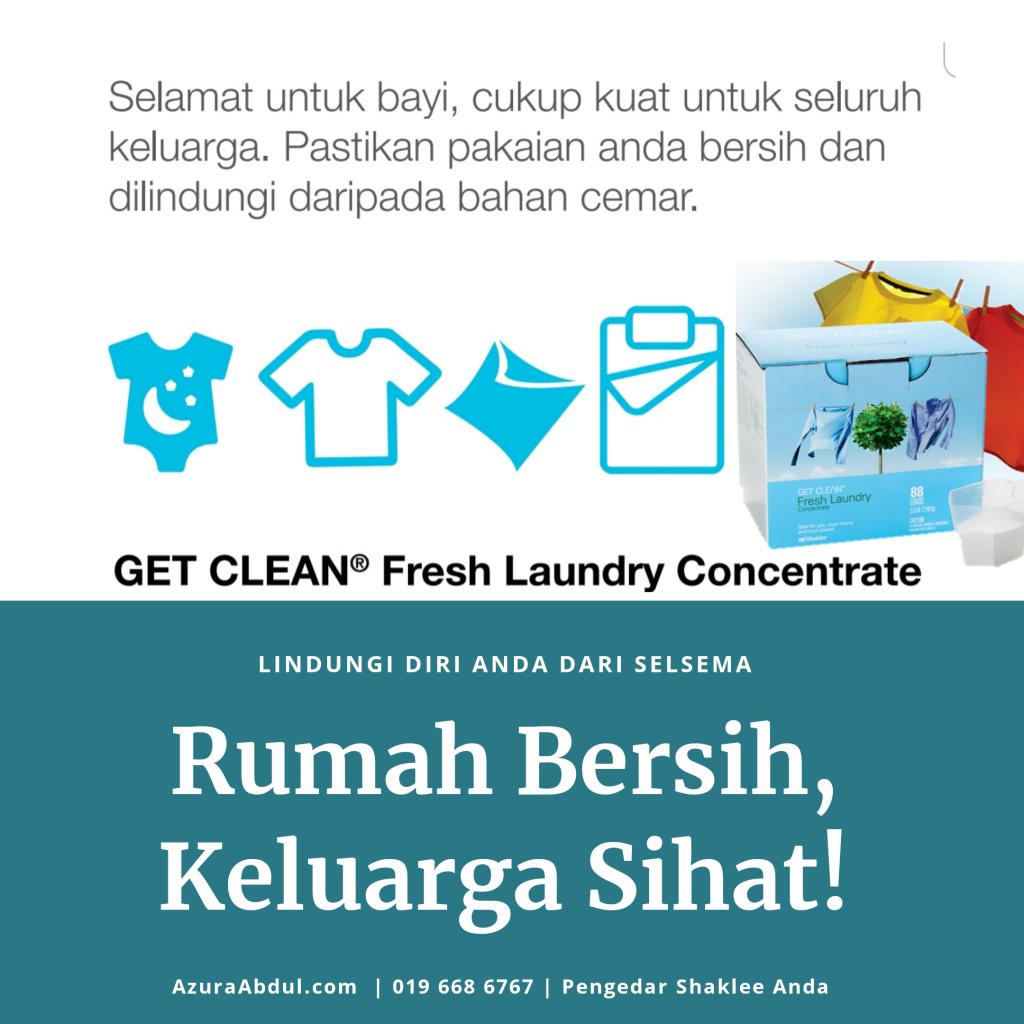 Cara cegah influenza - pastikan kediaman anda sentiasa bersih!