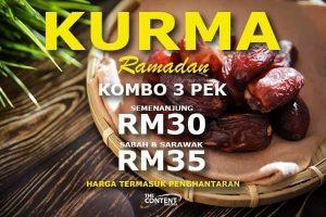 Kurma untuk ramadan