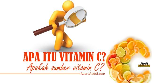 Apa itu sumber vitamin C?
