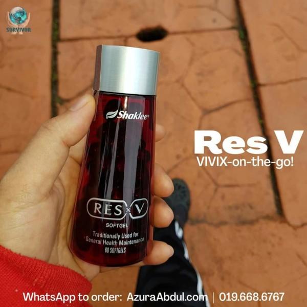 ResV for pain management | Azura Abdul